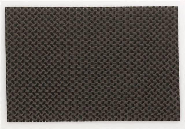 Prostírání PLATO,tmavě hnědé/černé 45x30cm - Kela