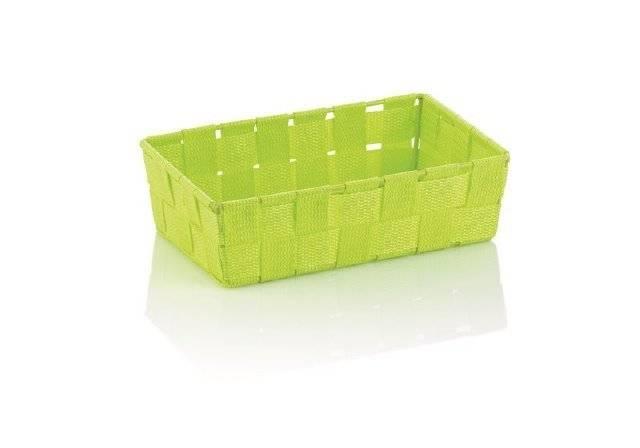 Koš ALVARO zelená 23x15x6cm KL-23014 - Kela