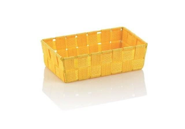 Koš ALVARO žlutá 23x15x6cm KL-23016 - Kela