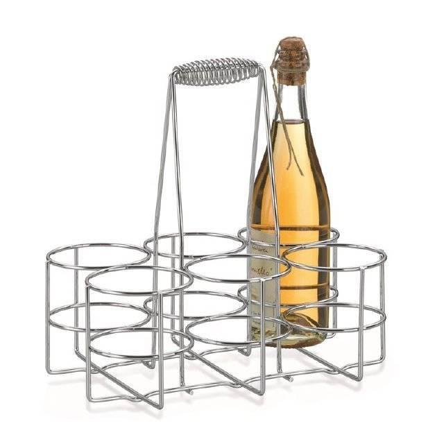 Drátěný nosič na lahve - Kela