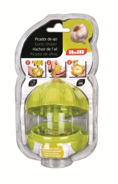 Plastový drtič na česnek - Ibili