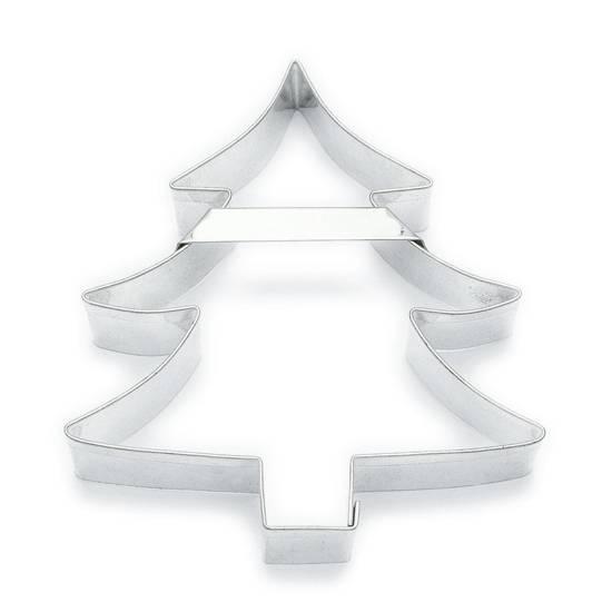 Vykrajovátko stromeček 11cm - Smolík
