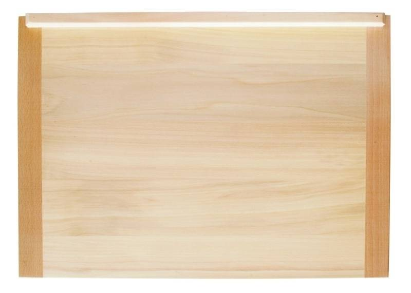 Vál kuchyňský, 650 x 450 x 15 mm - Dřevovýroba Otradov