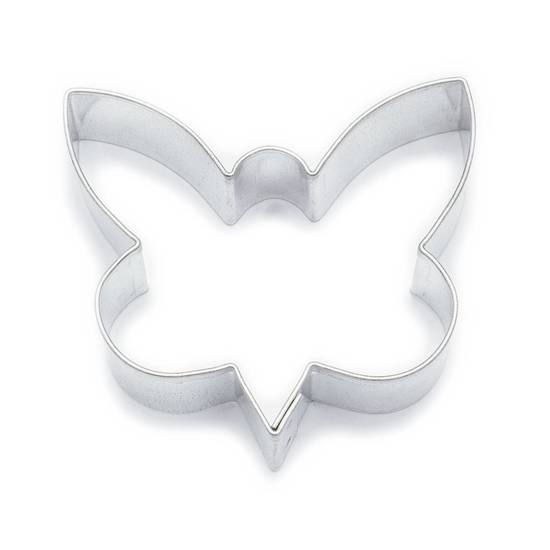 Vykrajovátko motýl 4,5cm - Smolík