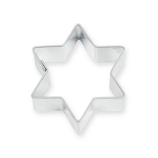 Vykrajovátko hvězda 4,6cm - Smolík