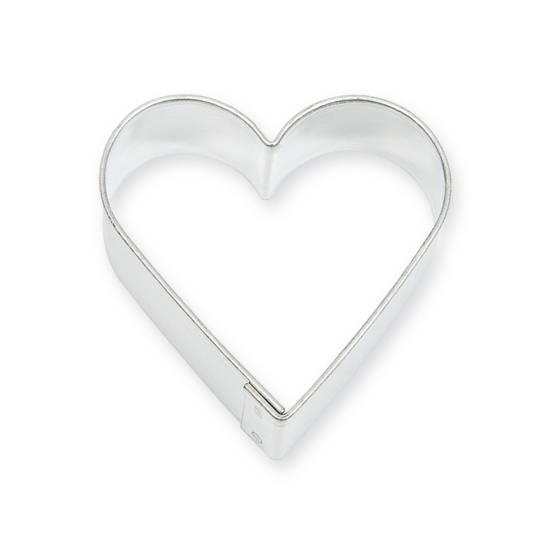 Vykrajovátko srdce 3,9cm - Smolík