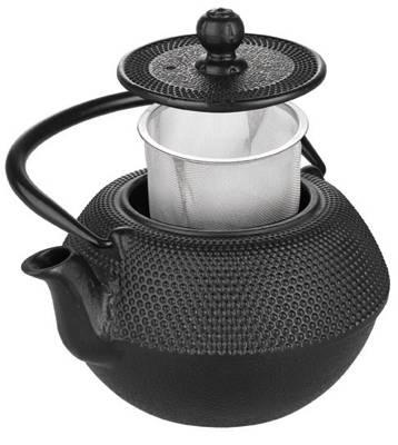Konvice na čaj litinová NEGRO 0,3l - Ibili