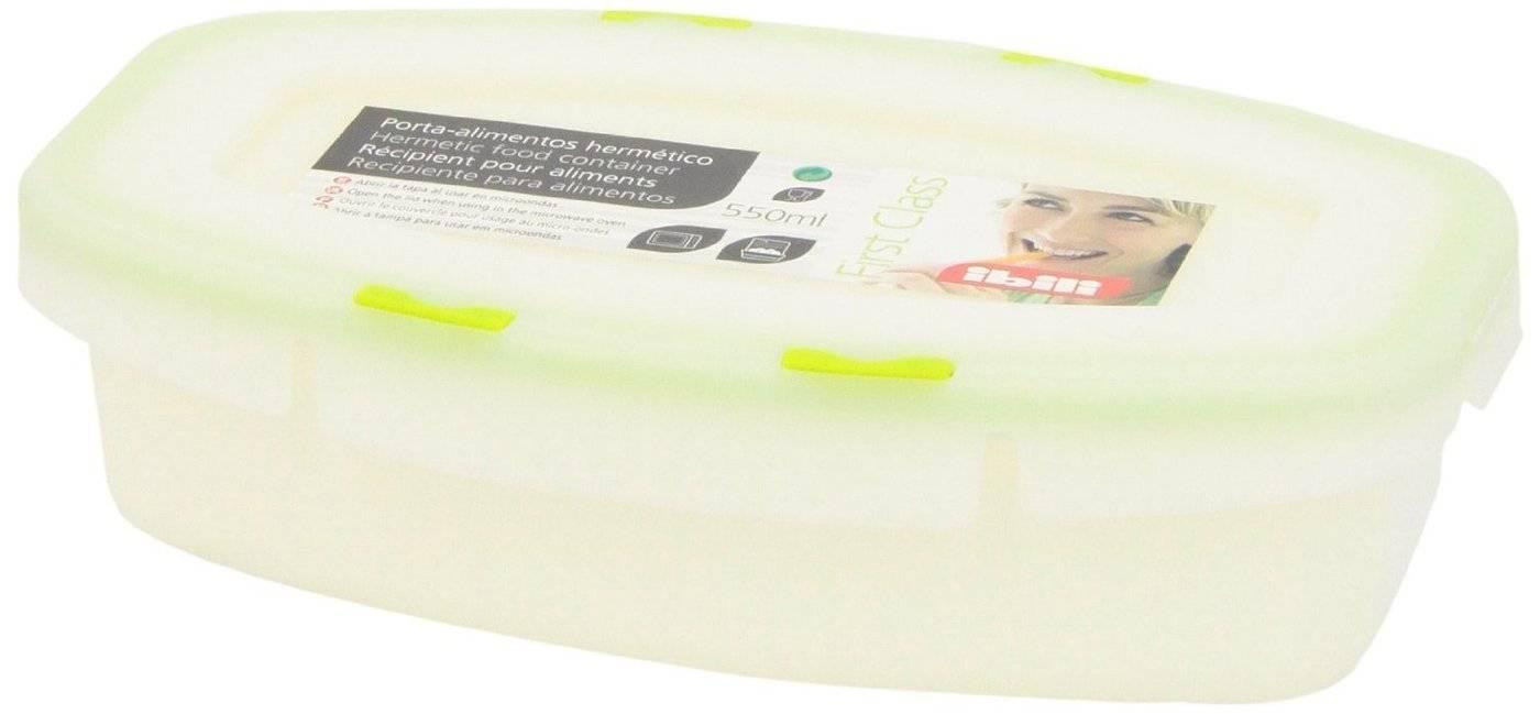 Plastový box na oběd 550ml - Ibili