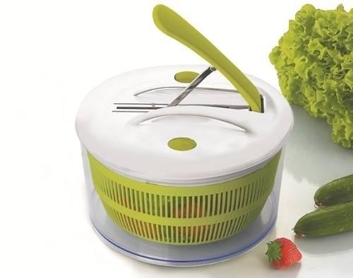 Odstředivka na salát 24cm - Ibili