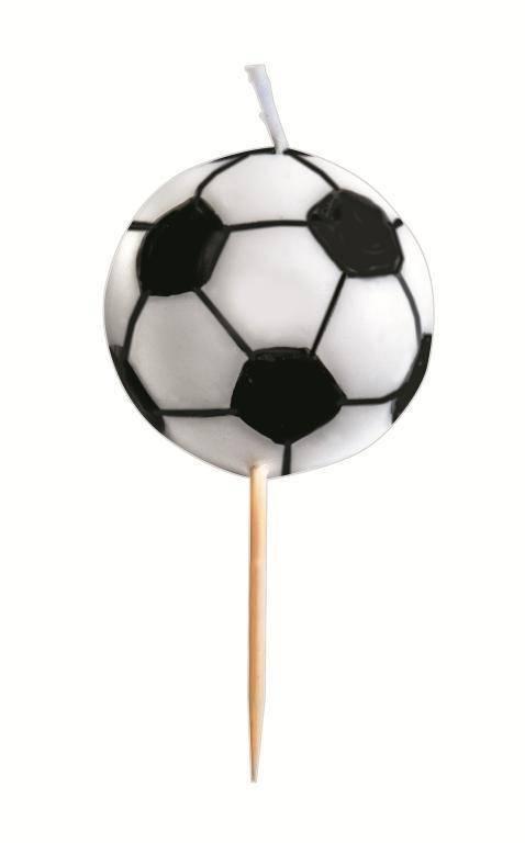 "Svíčka ""fotbalový míč"" - Ibili"