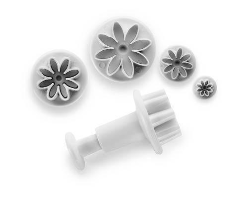 Zdobící sada květina set – 4ks - Ibili