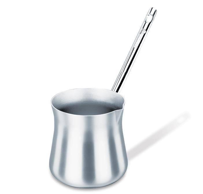 Nerezový mlékovar 0,5L - Korkmaz