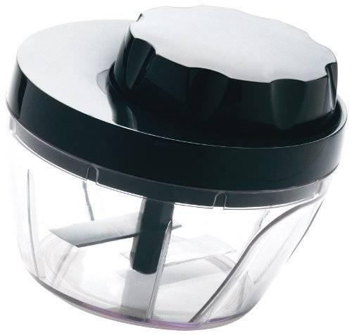 Kuchyňský kráječ Mastrad černý 9,5x11cm - Mastrad