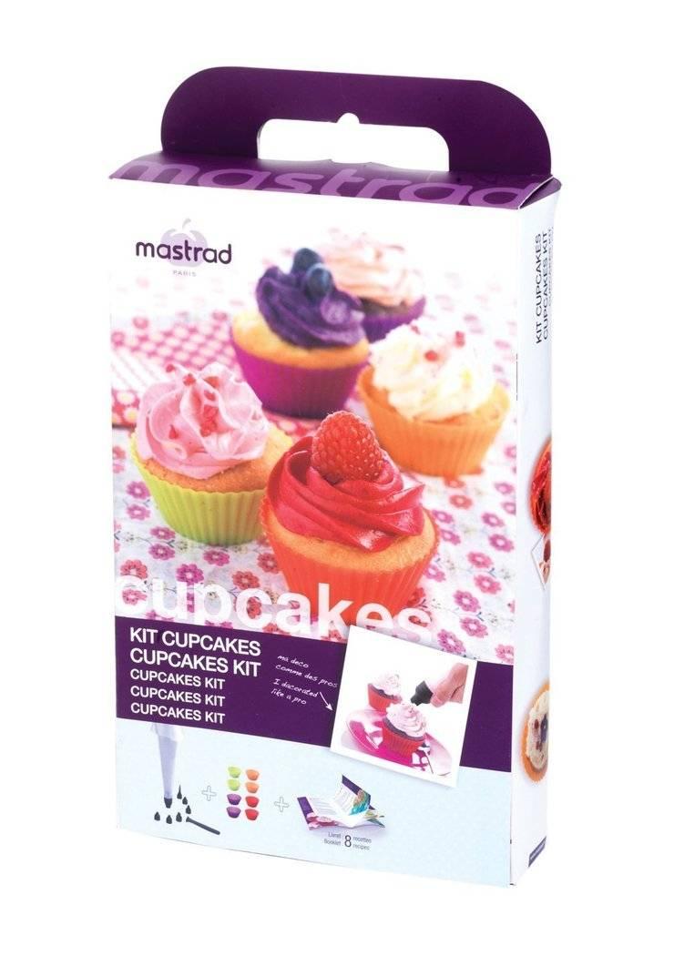 Sada pro přípravu cupcakes - Mastrad