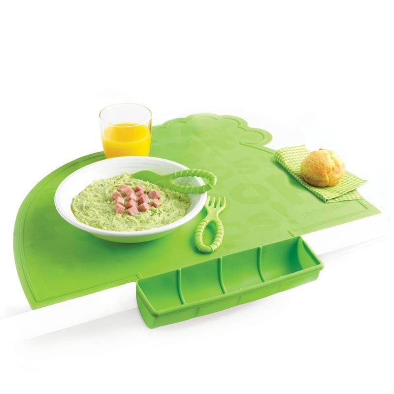 Prostírání pro děti zelené - Mastrad