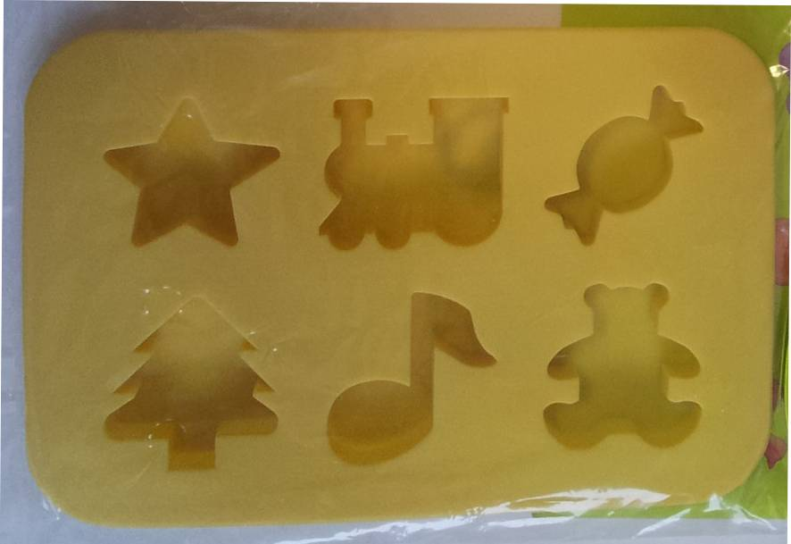 Silikonová forma tvary na čokoládu nebo led - Mastrad