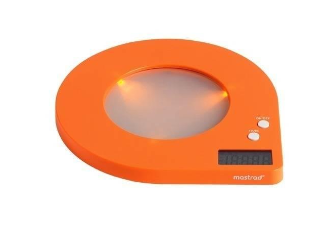 Kuchyňská váha digitální Mastrad retro 5Kg - zelená - Mastrad