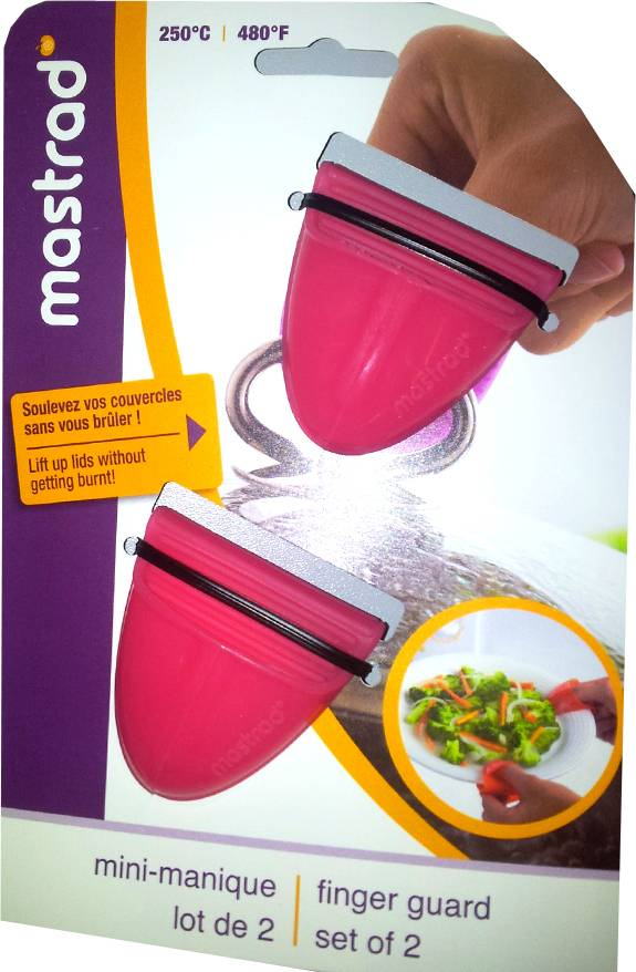 Mini chňapka 2ks červená - Mastrad
