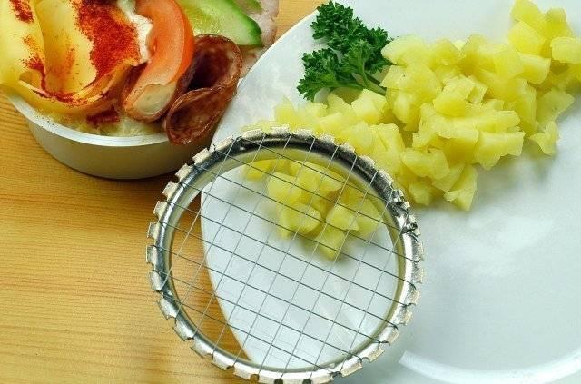 Kráječ na brambory - Reproplast