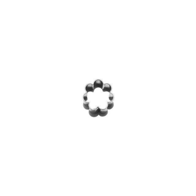 Vykrajovátko kytička 1,8cm - Smolík