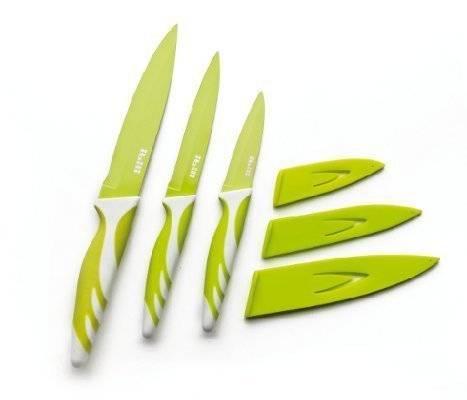 Sada nožů - 8,5cm, 12,5cm a 15cm - Ibili