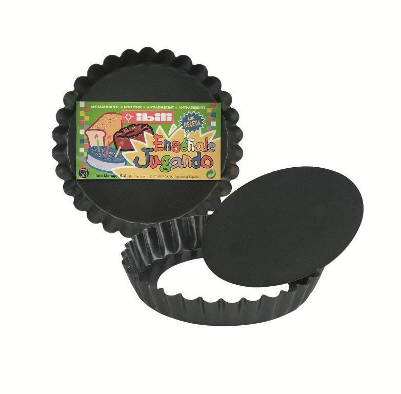 Forma na koláč kulatá 12cm - Ibili