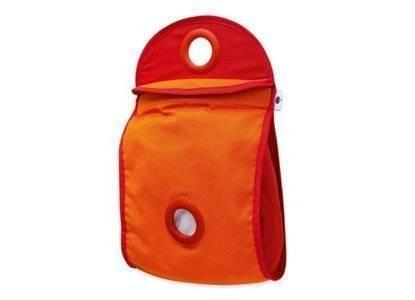 Taška na igelitové sáčky Mastrad oranžová - Mastrad