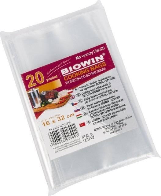 Sáčky do šunkovaru 20ks - BIOWIN