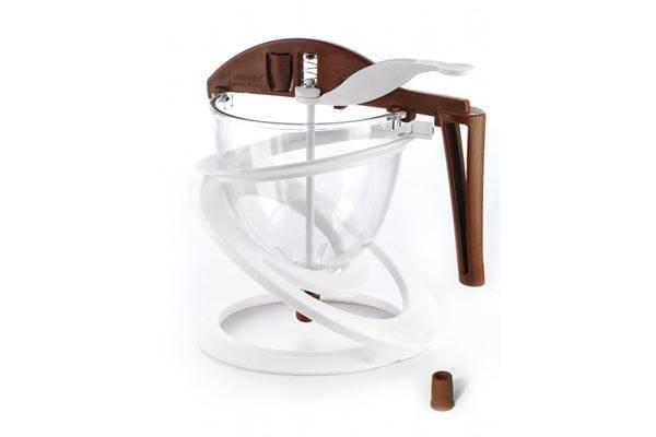 Dávkovač čokolády - Silikomart