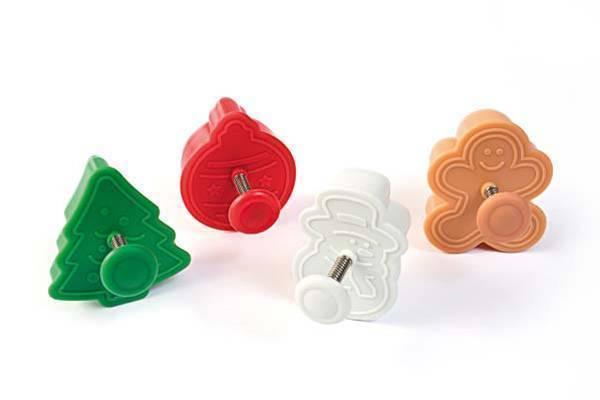 Plastová vykrajovátka – Vánoce - Silikomart