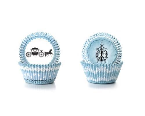 Cukrářské košíčky na muffiny Princess - Ibili