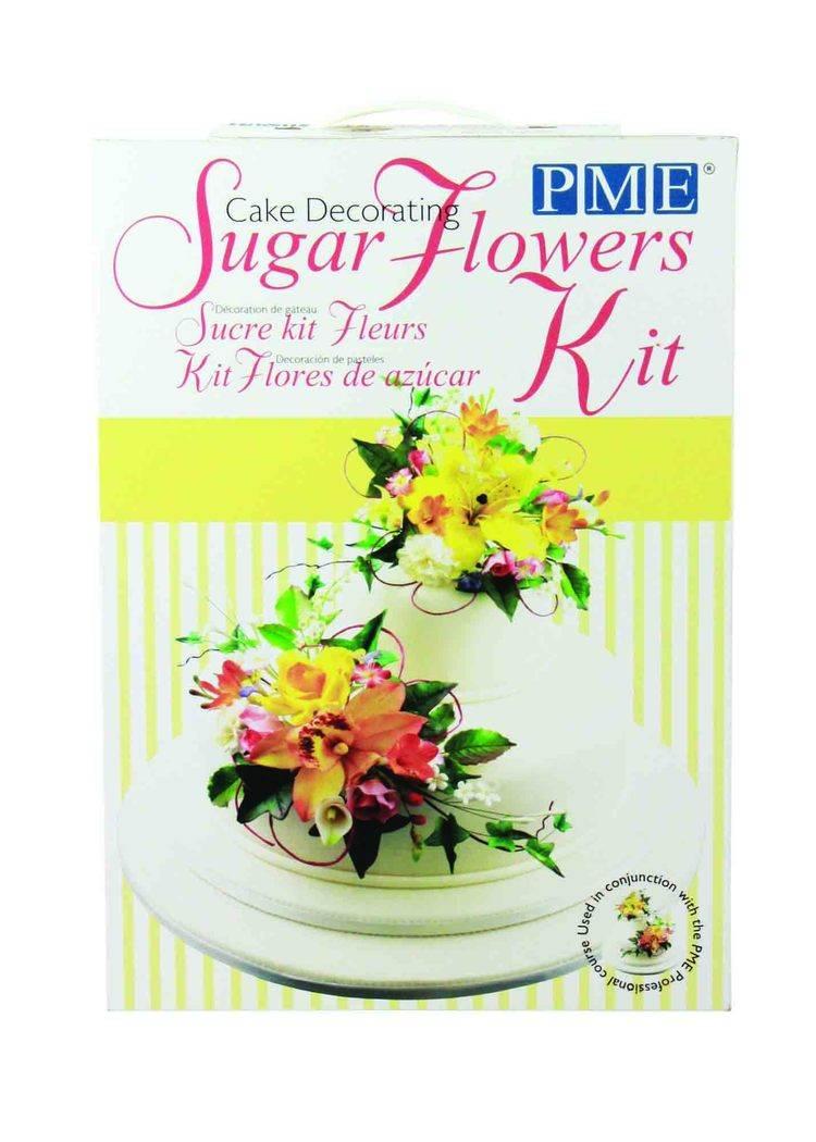 Sada pro modelaci květin - PME