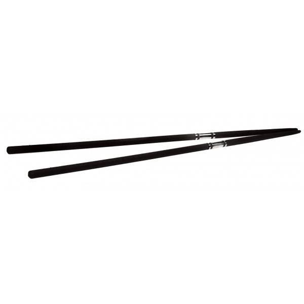 Silikonové hůlky Mastrad černé 28,5cm - Mastrad