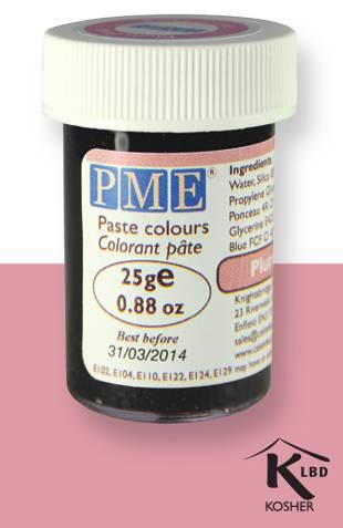 PME gelová barva - švestkově růžová - PME