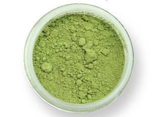 Prachová barva matná – olivově zelená 2g - PME