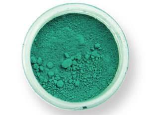 Prachová barva matná – lesní zelená 2g - PME