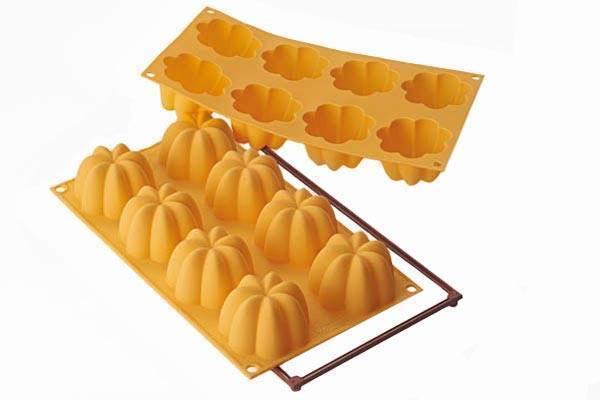 Silikonová forma na dortíky – šarlota - Silikomart
