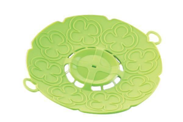 Silikonový napařovák – zelený - Silikomart