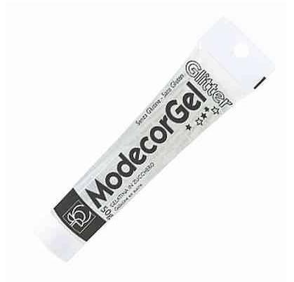 Gel na jedlý papír - tuba 50g - Modecor