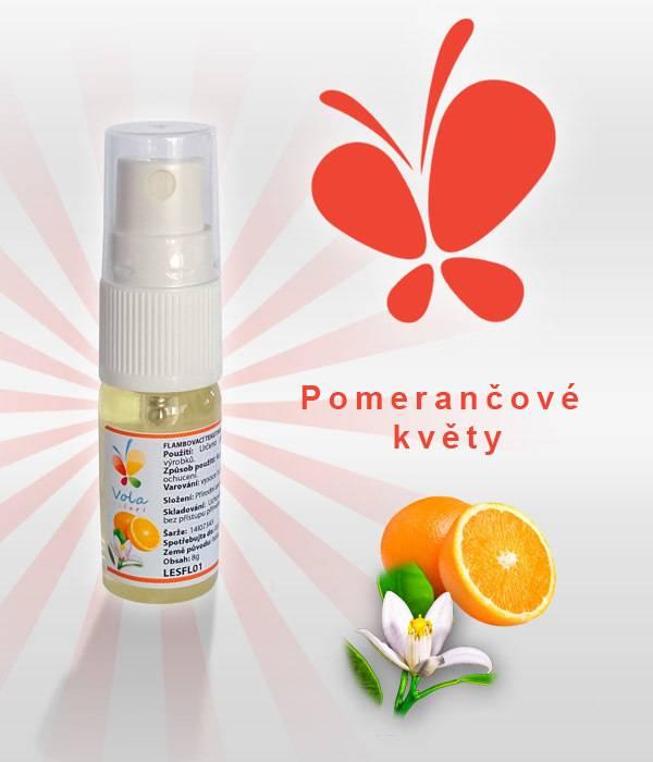 Aroma ve spreji 8g - pomerančové květy - Vola colori