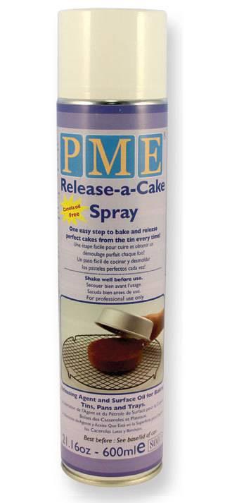 Sprej směs RELEASE-A-CAKE 600ml - PME