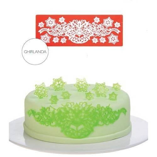 Sweet Lace - krajka Ghirlanda -