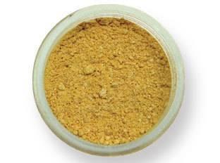 Prachová barva lesklá – světle zlatá EKO balení 2g - PME