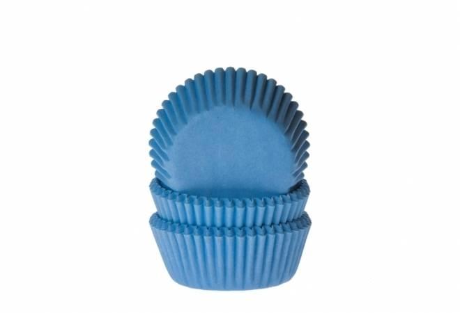 Cukrářské košíčky sky blue 60ks - House of Marie