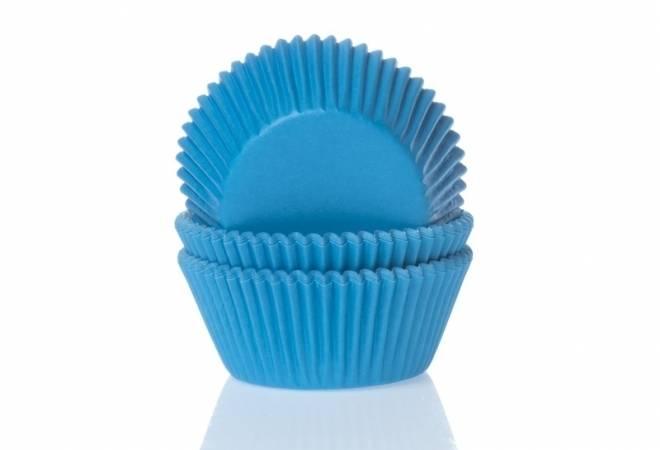 Košíčky na muffiny 50ks modré - House of Marie