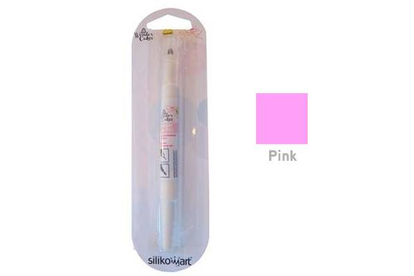 Barva ve štětci - růžová - Silikomart