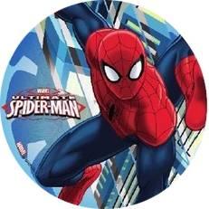 Jedlý papír Spiderman - 21cm - Florensuc