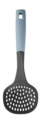 Nylonová děrovaná naběračka modrá - Ibili