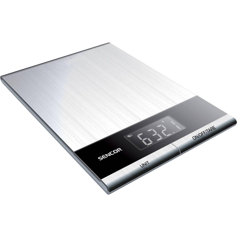 Kuchyňská váha nerezová SKS 5305 - Sencor