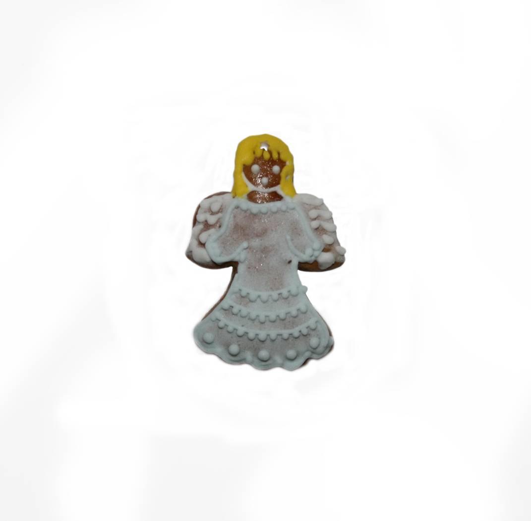 Vykrajovátko Anděl 4,9 cm Smolík - Smolík